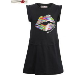 Sukienki dziewczęce: Desigual LOM Sukienka z dżerseju black