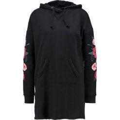 Sukienki hiszpanki: Hollister Co. CHASE DRESS  Sukienka letnia black