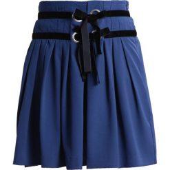 Spódniczki: mint&berry Spódnica trapezowa dark denim