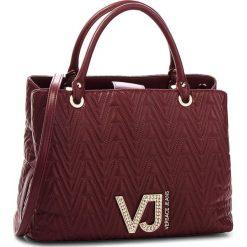 Torebka VERSACE JEANS - E1VSBBI7  70784 331. Czerwone torebki klasyczne damskie Versace Jeans, z jeansu, duże. Za 849,00 zł.
