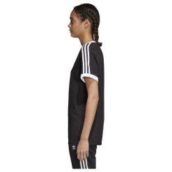 KOSZULKA ADIDAS 3STRIPES TEE CY4751. Czarne bluzki damskie Adidas. Za 119,00 zł.
