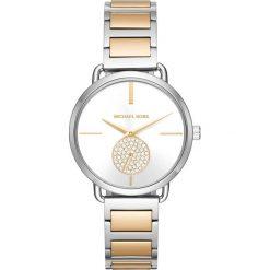 Zegarek MICHAEL KORS - Portia MK3679 2-Tone/Silver/Gold/Silver. Szare zegarki damskie Michael Kors. Za 1149,00 zł.