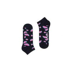Skarpetki LOW Happy Socks WAT05-9000. Czarne skarpetki męskie Happy Socks. Za 19,53 zł.