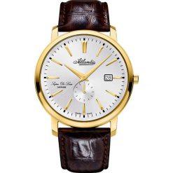 Zegarki męskie: Zegarek męski Atlantic Super De Luxe 64352-45-21