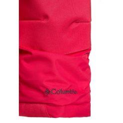 Columbia BUGA SET Kurtka zimowa punch pink. Czerwone kurtki dziewczęce zimowe Columbia, z materiału, narciarskie. W wyprzedaży za 319,20 zł.