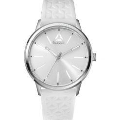 Biżuteria i zegarki: Zegarek kwarcowy w kolorze biało-srebrnym
