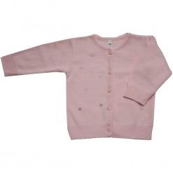 EKO Sweter Dziewczęcy 116 Jasnoróżowy. Czerwone swetry dziewczęce marki bonprix, z okrągłym kołnierzem. Za 85,00 zł.