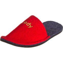 """Kapcie damskie: Kapcie """"First Lady"""" w kolorze czerwonym"""