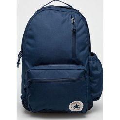 Converse - Plecak. Niebieskie plecaki męskie Converse, z poliesteru. W wyprzedaży za 159,90 zł.