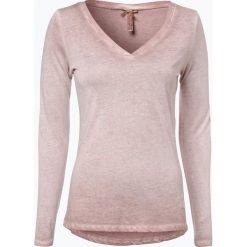 T-shirty damskie: Key Largo – Damska koszulka z długim rękawem – Justine, różowy