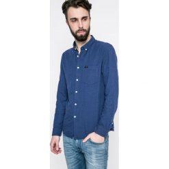 Koszule męskie na spinki: Lee - Koszula