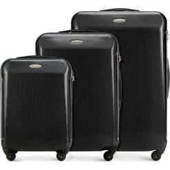 Walizki: 56-3P-87S-10 Zestaw walizek