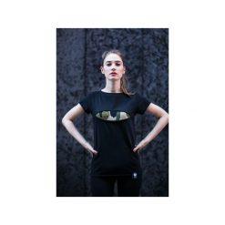 T-shirt #torn camo. Czarne t-shirty damskie Desert snow, m, z aplikacjami, z bawełny. Za 79,00 zł.