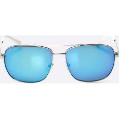 Okulary przeciwsłoneczne męskie: Guess Jeans – Okulary GG2114.10X