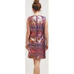 Sukienki hiszpanki: Young Couture by Barbara Schwarzer Sukienka koktajlowa bunt