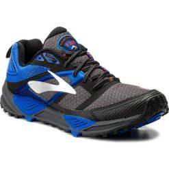 Buty do biegania męskie: Buty BROOKS - Cascadia 12 110243 1D 098 Anthracite/Electric Blue/Black