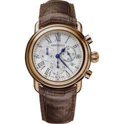 Zegarki męskie: Zegarek męski Aerowatch Chrono Quartz 84934.RO08