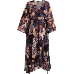 Długie sukienki: City Chic DARK PALM Długa sukienka dark palm