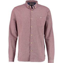 Koszule męskie na spinki: Knowledge Cotton Apparel SLIM FIT Koszula madder brown