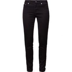 MICHAEL Michael Kors SELMA SKINNY Jeans Skinny Fit black. Czarne jeansy damskie relaxed fit marki MICHAEL Michael Kors. W wyprzedaży za 503,20 zł.