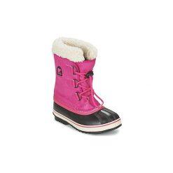 Buty zimowe chłopięce: Śniegowce Dziecko Sorel  YOOT PAC NYLON