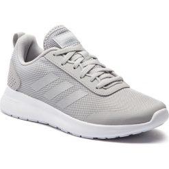 Buty adidas - Element Race B44894 Gretwo/Silvmt/Ftwwht. Szare buty do biegania damskie marki Adidas, z materiału. W wyprzedaży za 189,00 zł.