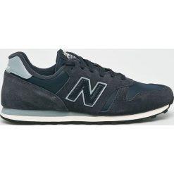 New Balance - Buty ML373NVB. Szare halówki męskie marki New Balance, z gumy, na sznurówki. W wyprzedaży za 259,90 zł.