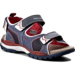 Sandały chłopięce: Sandały GEOX – J Borealis B. D J720RD 01014 C0735 D Morski/Czerwony