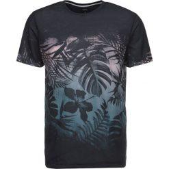 T-shirty męskie z nadrukiem: Burton Menswear London FLO C'PLACE Tshirt z nadrukiem black