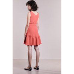 Sukienki hiszpanki: Reiss MARISSA Sukienka letnia pop coral