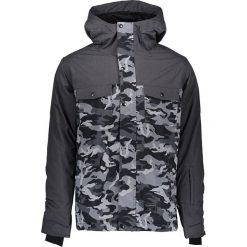Kurtka narciarska w kolorze szarym. Szare kurtki męskie marki Billabong, m, moro. W wyprzedaży za 385,95 zł.