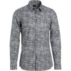 Koszule męskie na spinki: Lab Pal Zileri Koszula black/white