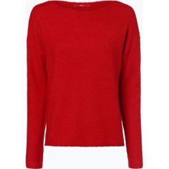 S.Oliver Casual - Sweter damski, czerwony. Czerwone swetry klasyczne damskie s.Oliver Casual, s. Za 199,95 zł.
