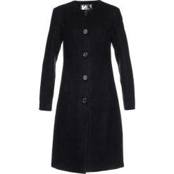 Płaszcz bonprix czarny. Czarne płaszcze damskie bonprix. Za 239,99 zł.