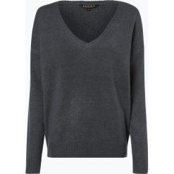 Review - Sweter damski, niebieski. Niebieskie swetry klasyczne damskie Review, m, z wełny, z dekoltem w serek. Za 129,95 zł.
