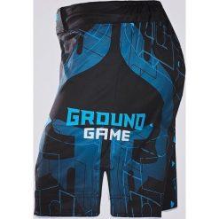 """Ground Game Sportswear Spodenki MMA """"Shapes""""  XL. Spodenki sportowe męskie Ground Game Sportswear, sportowe. Za 149,00 zł."""