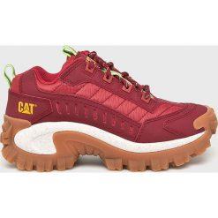 Caterpillar - Buty Intruder. Brązowe buty sportowe damskie marki NEWFEEL, z gumy. Za 499,90 zł.