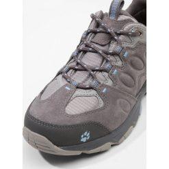 Jack Wolfskin MTN ATTACK 5 TEXAPORE LOW Obuwie hikingowe cool water. Szare buty sportowe damskie Jack Wolfskin. W wyprzedaży za 439,20 zł.