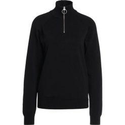 Swetry klasyczne damskie: Bruuns Bazaar SHELLA  Sweter black