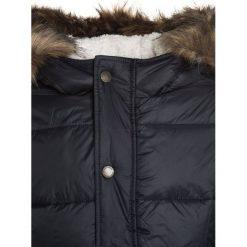 Kurtki chłopięce przeciwdeszczowe: Abercrombie & Fitch ELEVATED PUFFER  Płaszcz zimowy black
