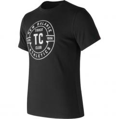 T-shirty męskie: New Balance MT73517BK