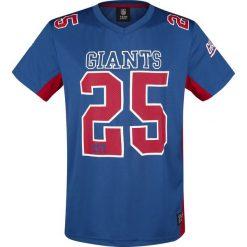 T-shirty męskie: NFL New York Giants T-Shirt niebieski