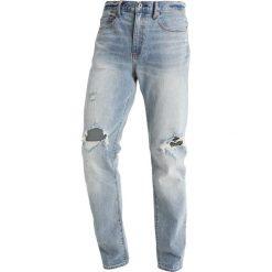 GAP Jeansy Slim Fit blue. Niebieskie rurki męskie GAP. Za 339,00 zł.