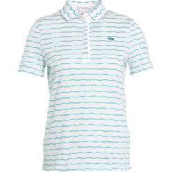 T-shirty damskie: Lacoste PF2311 Koszulka polo white/bermuda