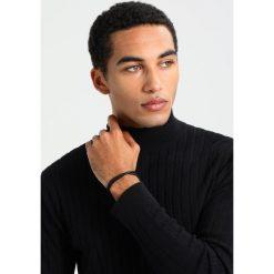 Bransoletki męskie: Tateossian DOUBLEWRAP Bransoletka black