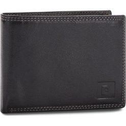Duży Portfel Męski PIERRE CARDIN - LUKAS05 8806 Czarny. Czarne portfele męskie marki Pierre Cardin, ze skóry. Za 79,00 zł.