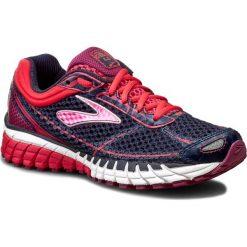 Buty BROOKS - Aduro 4 120220 1B 452 Peacoat/Teaberry/Boysenberry. Niebieskie buty do biegania damskie Brooks, z materiału. W wyprzedaży za 309,00 zł.