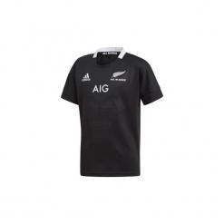 T-shirty z krótkim rękawem Dziecko  adidas  Koszulka podstawowa All Blacks. Czarne t-shirty chłopięce z krótkim rękawem Adidas. Za 269,00 zł.