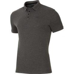Koszulki polo: Koszulka polo męska TSM024 – chłodny jasny szar