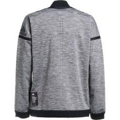 Adidas Performance Kurtka sportowa black/storm heather. Niebieskie kurtki chłopięce sportowe marki bonprix, z kapturem. W wyprzedaży za 279,65 zł.